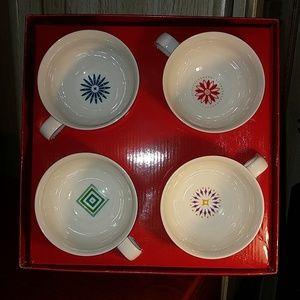 Starbucks 2006 Porcelain Oversized Mugs